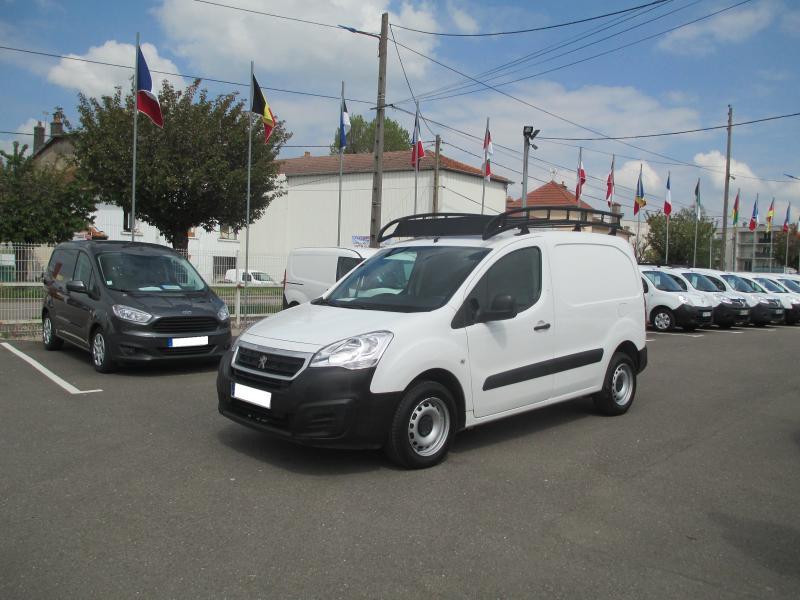 Utilitaire Peugeot Partner 1,6L HDI 90 CV Fourgon Fourgon tôlé
