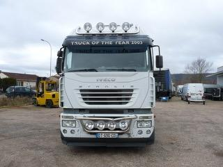 Bétaillère Iveco Stralis 430 Bovins occasion