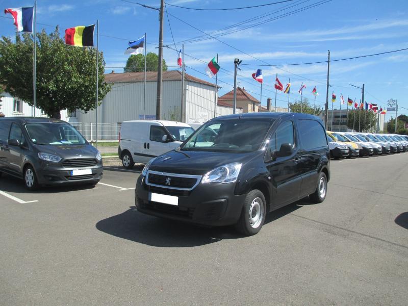 Utilitaire Peugeot Partner 1.6 HDI Fourgon Fourgon tôlé
