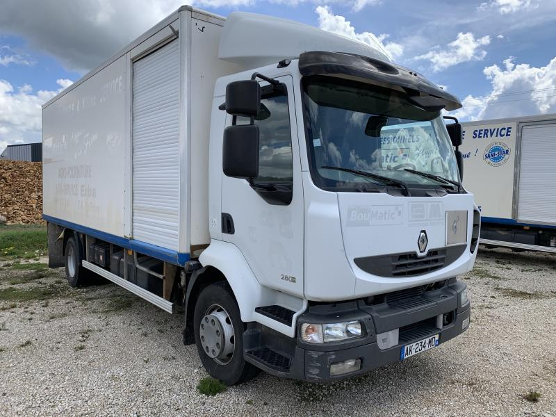 Fourgon Renault Midlum 280 occasion