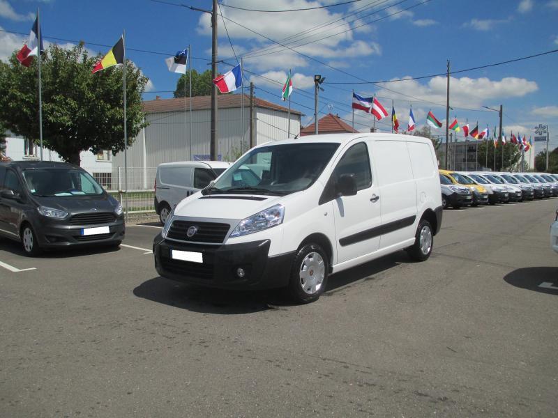 Utilitaire Fiat Scudo LH1 MJT 90 Fourgon Fourgon tôlé