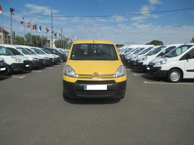 Fourgon Citroën Berlingo HDI 75 Fourgon tôlé occasion