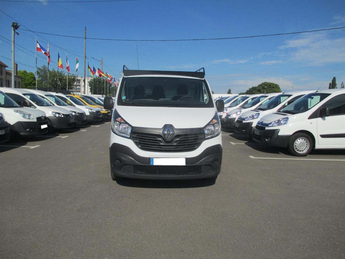 Fourgon Renault Trafic Fourgon tôlé occasion