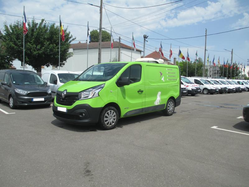 Utilitaire Renault Trafic Véhicules spéciaux Autre véhicule