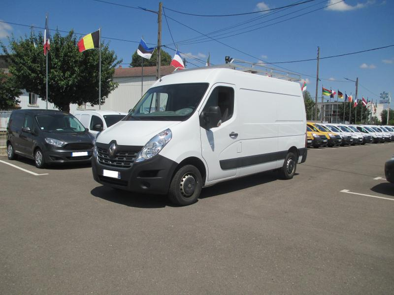 Utilitaire Renault Master 2.3 DCI Fourgon Fourgon tôlé