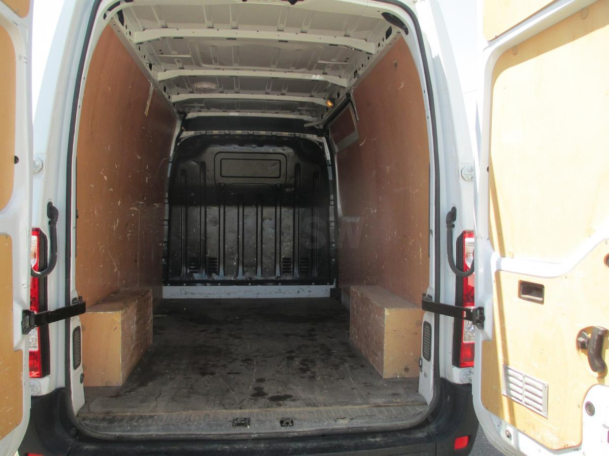 Fourgon Renault Master 2.3 DCI Fourgon tôlé occasion