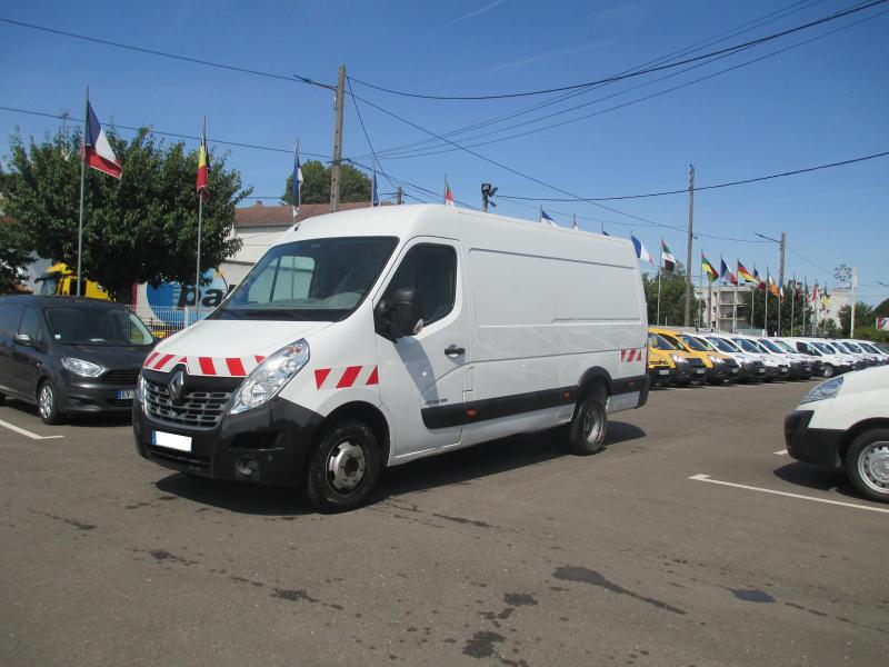 Utilitaire Renault Master Propulsion Fourgon Fourgon tôlé