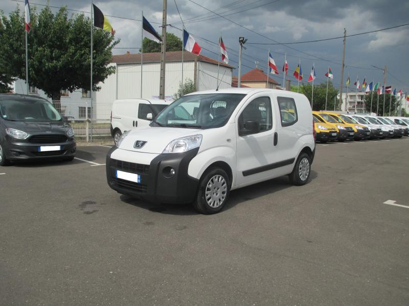 Utilitaire Peugeot Bipper Fourgon Fourgon tôlé