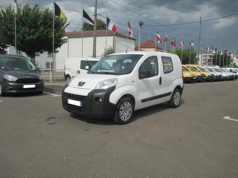 Fourgon Peugeot Bipper Fourgon tôlé occasion