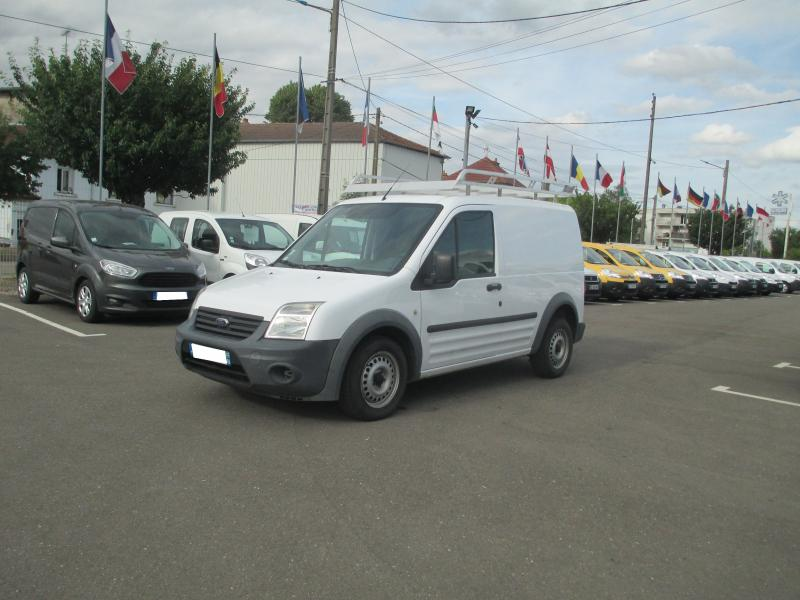 Utilitaire Ford Connect Fourgon Fourgon tôlé