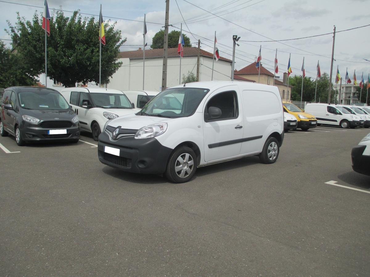 Utilitaire Renault Kangoo express DCI 90 EXTRA Fourgon Fourgon tôlé
