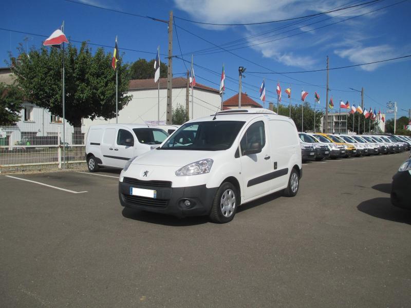 Utilitaire Peugeot Partner Frigo Mono température