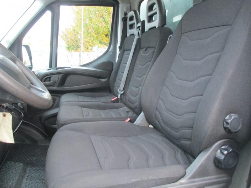 Benne Iveco Daily 35C15 Benne arrière occasion