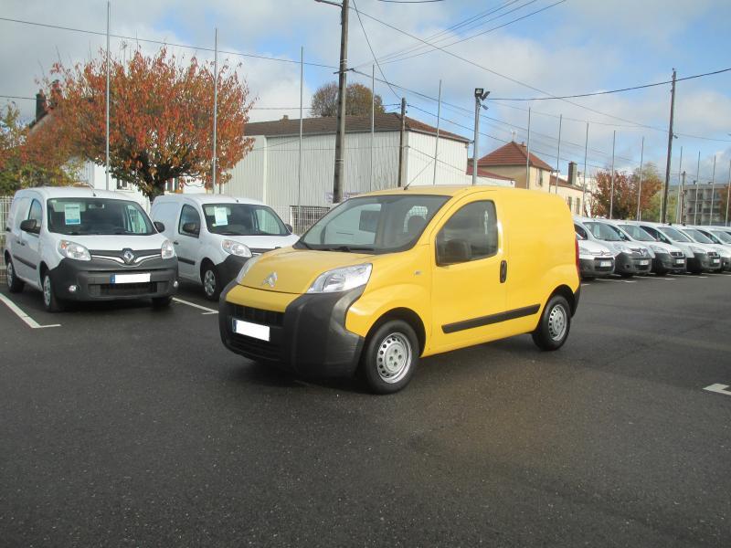 Utilitaire Citroën Nemo Fourgon Fourgon tôlé