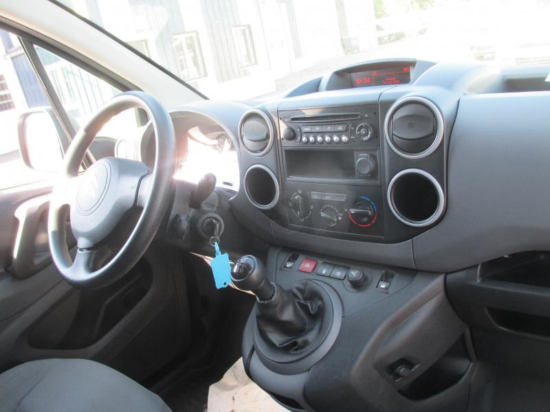Fourgon Citroën Berlingo Fourgon tôlé occasion