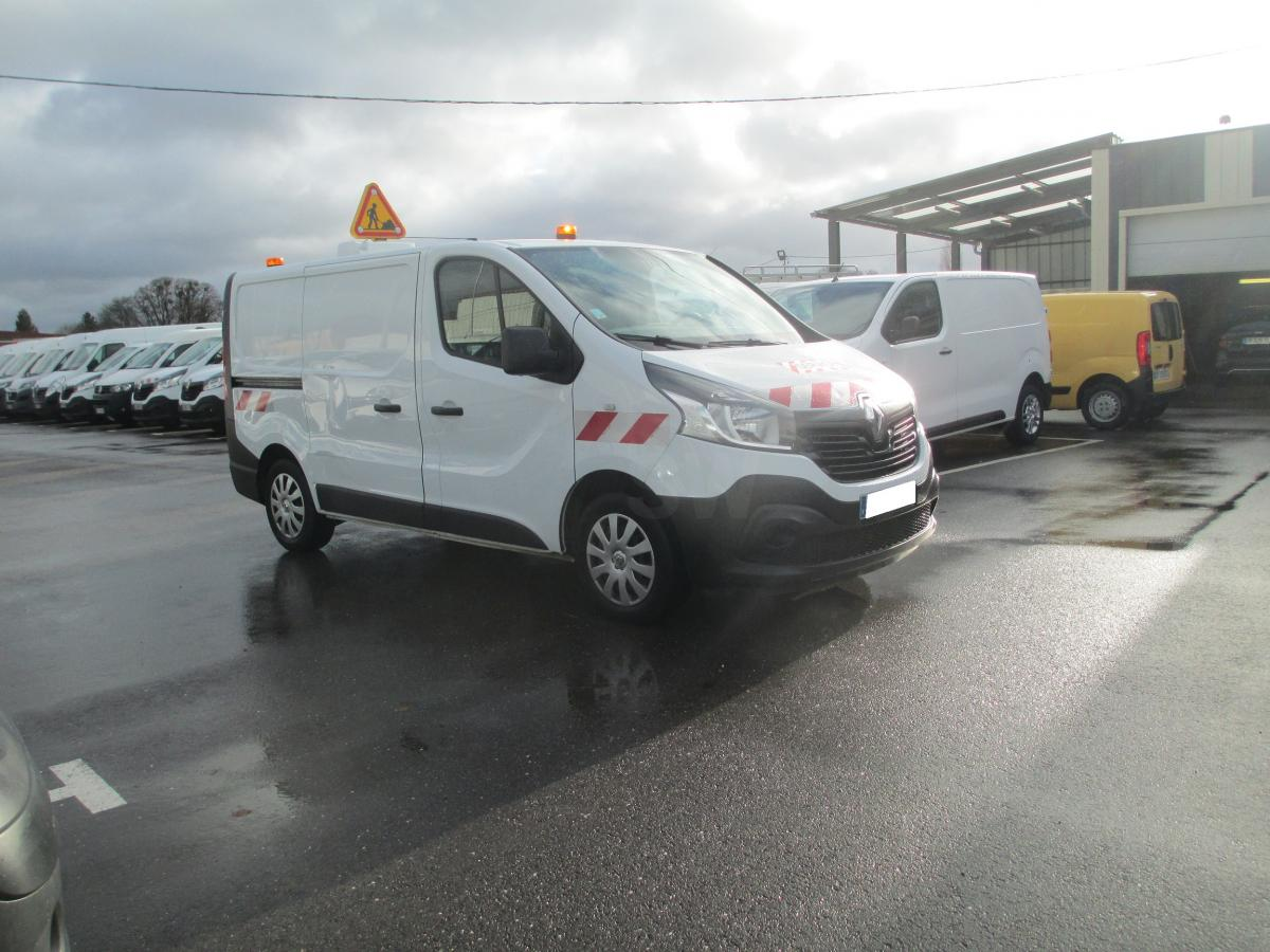 Fourgon Renault Trafic Fourgon tôlé occasion