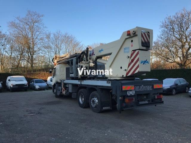 Camion Renault Eagle 44/26-30
