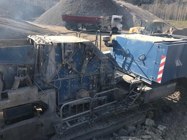Concassage/recyclage Kleemann Mobirex MR 130 Z