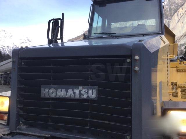 Tombereau Komatsu HM300-2