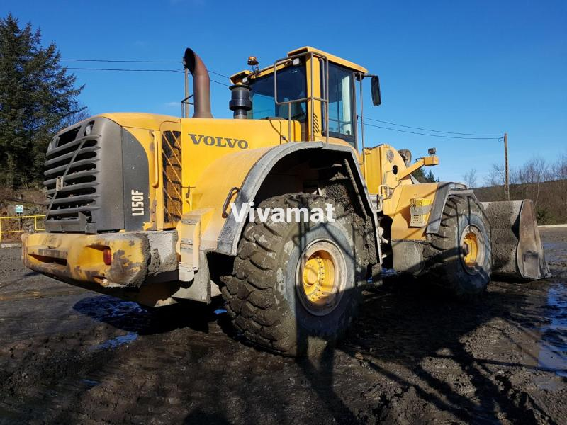 Chargeuse Volvo L 150 F
