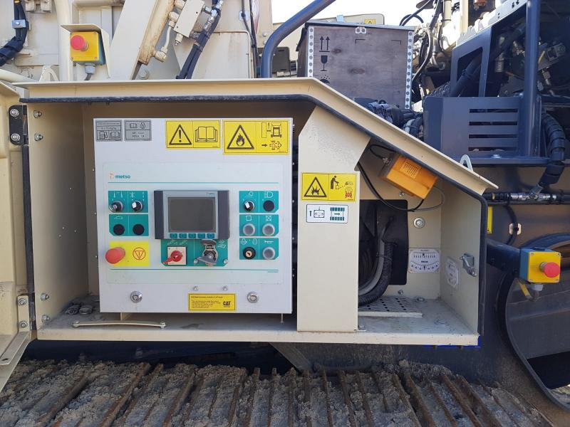 Concassage/recyclage Metso Minerals LT1213