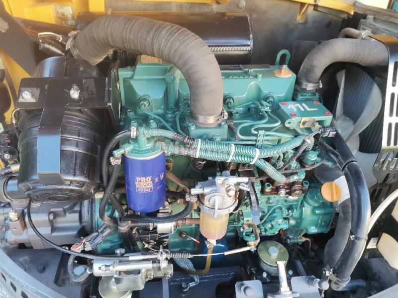 Pelle Volvo ECR58