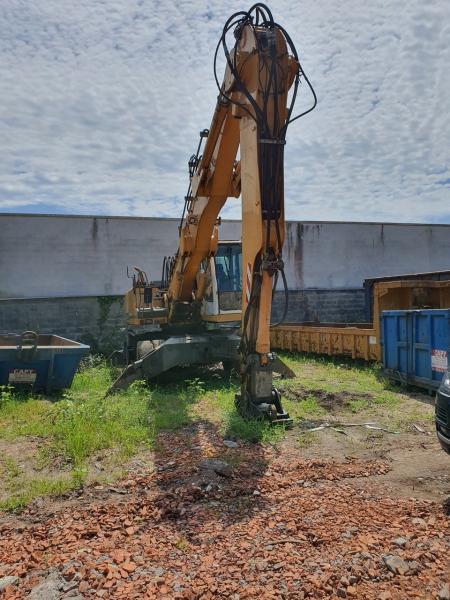 Escavatore Liebherr A924B Litronic