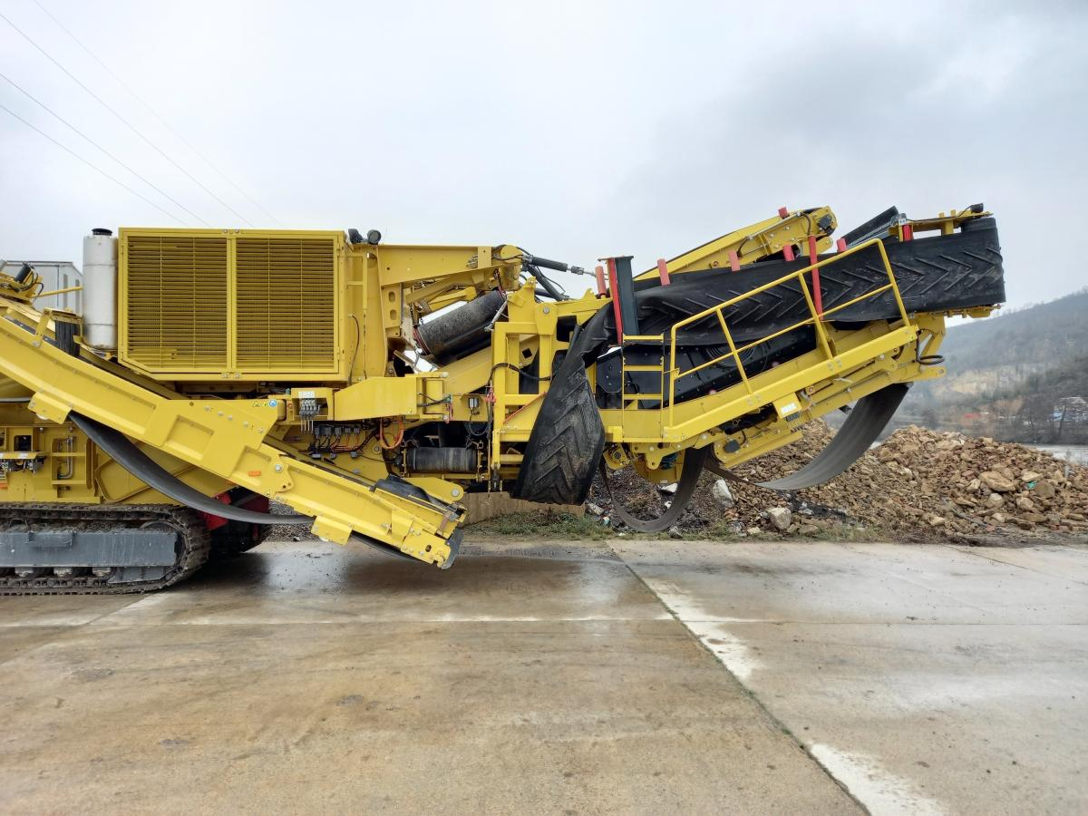 Concassage/recyclage Keestrack R6
