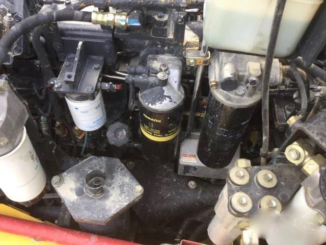 Pièces détachées Komatsu 6D125    E-5 Komatsu engine for HM300 - PC400 - PC450