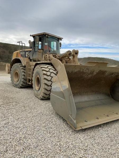 loader Caterpillar 972K