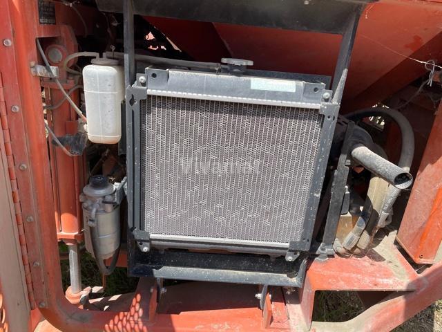 Matériel pour béton MBW CG200