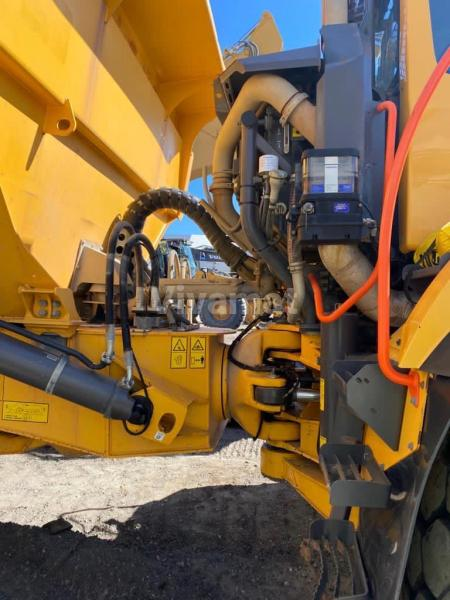 Tombereau Volvo A45G FS
