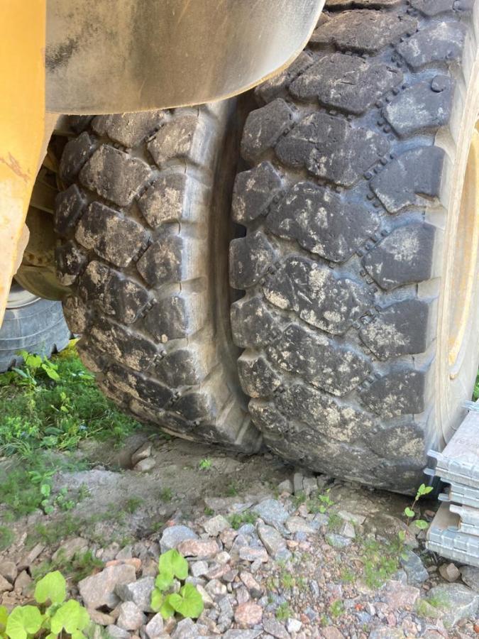Dumper Caterpillar 772