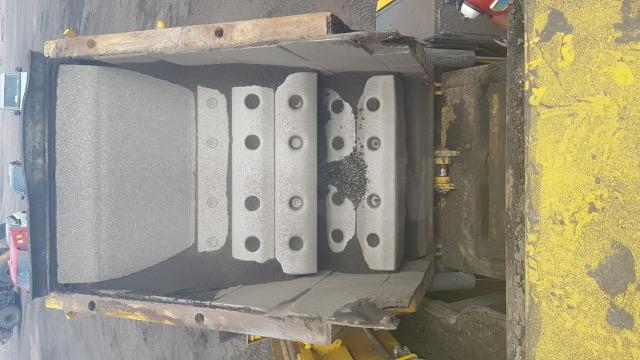 Frantumazione/riciclaggio Keestrack R3e
