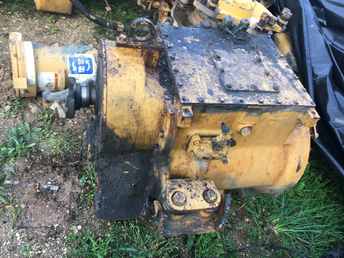Pièces détachées Caterpillar suspension hydrair Cat 769D - C -  771c -D