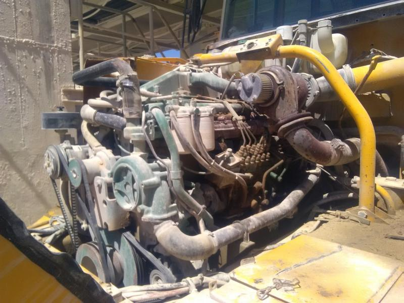 Tombereau Volvo A20C