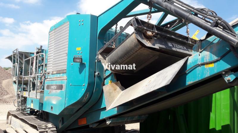 Concassage/recyclage Powerscreen HX250