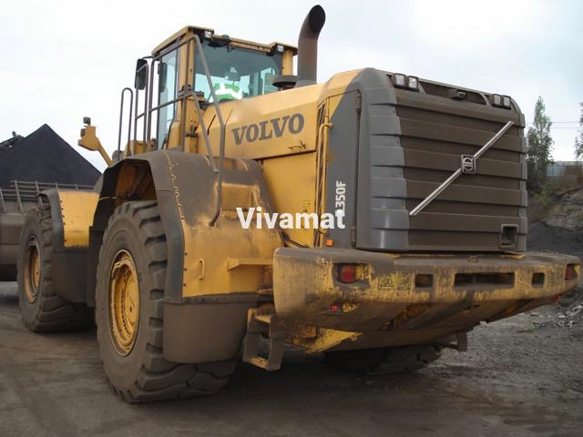 Chargeuse Volvo L350F