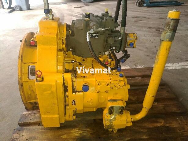 LPVD - Liebherr  pumps FMV165 /R944/R954B/R954C/R964B/R964C/R974/R974b