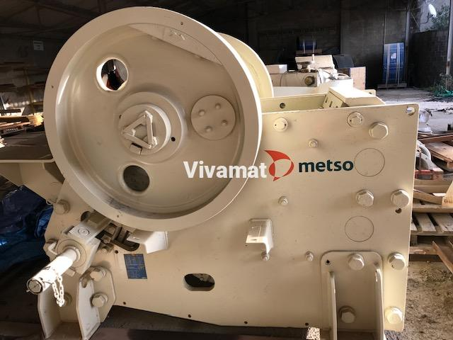 Crushing/recycling Metso Minerals C80
