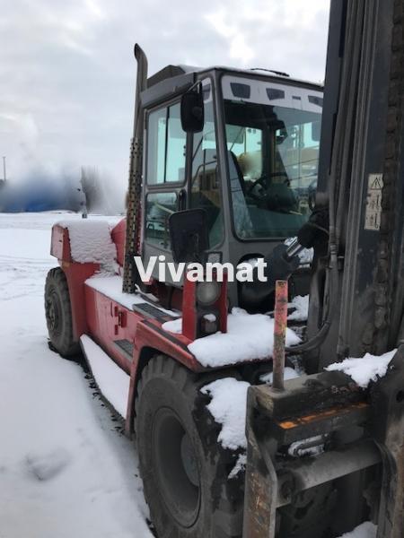 Chariot élévateur gros tonnage Kalmar DCE160-12