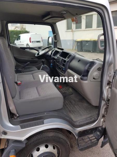 Utilitaire Nissan Cabstar 35