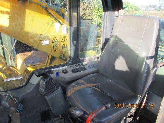 Excavator Komatsu PC210LC-6