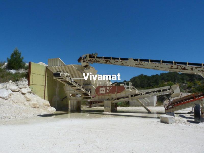 Trituración/reciclaje Py PY 125 C