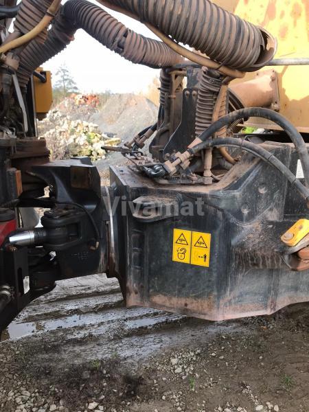 Dumper Komatsu HM400-2