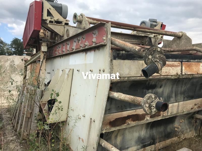 Concassage/recyclage Metso Minerals Ellivar 16 B