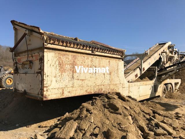 Concassage/recyclage Norberg SW351