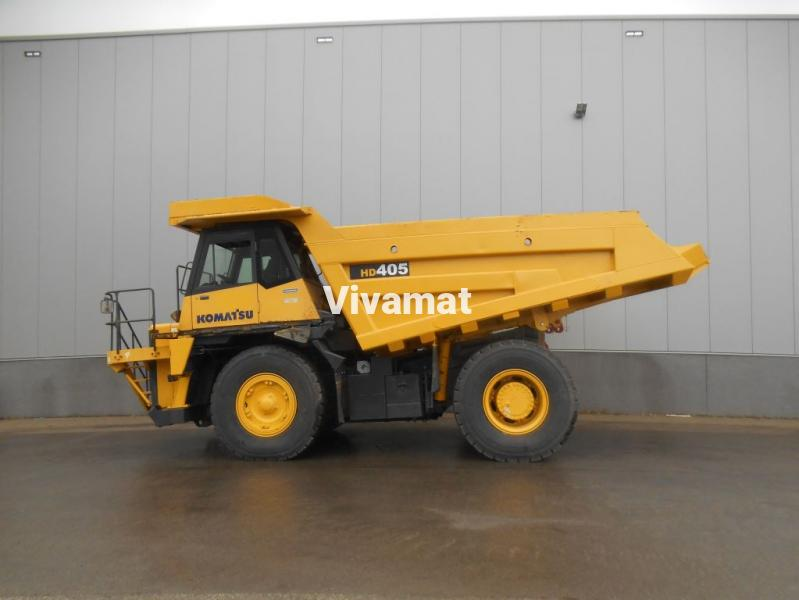 Dumper Komatsu HD405-7