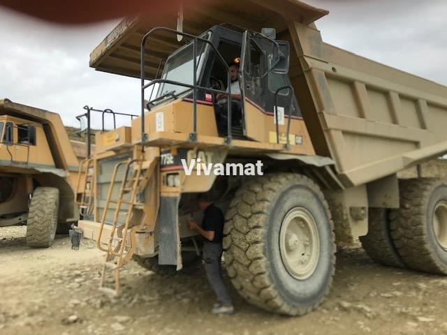 Dumper Caterpillar 775E