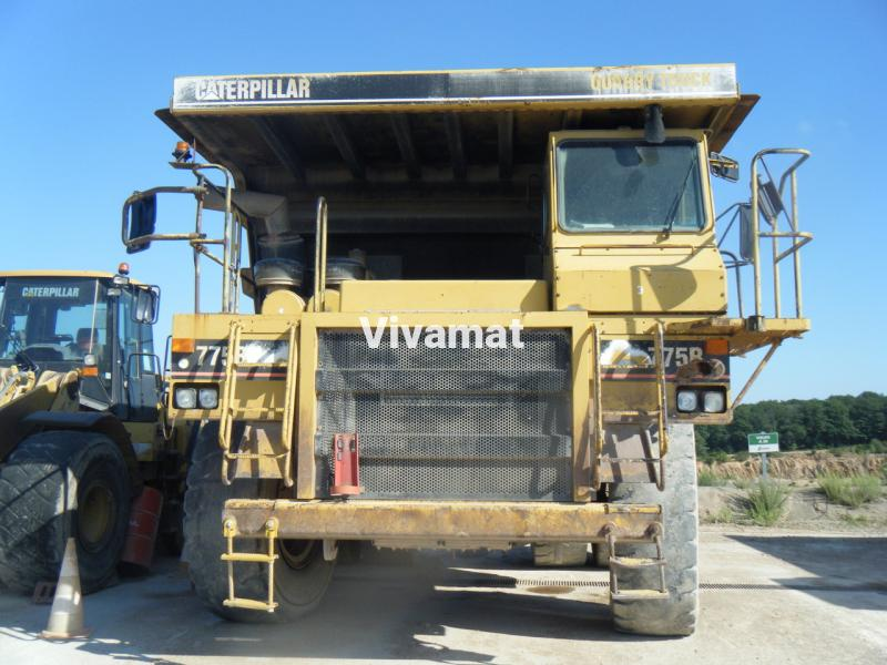 Dumper Caterpillar 775B